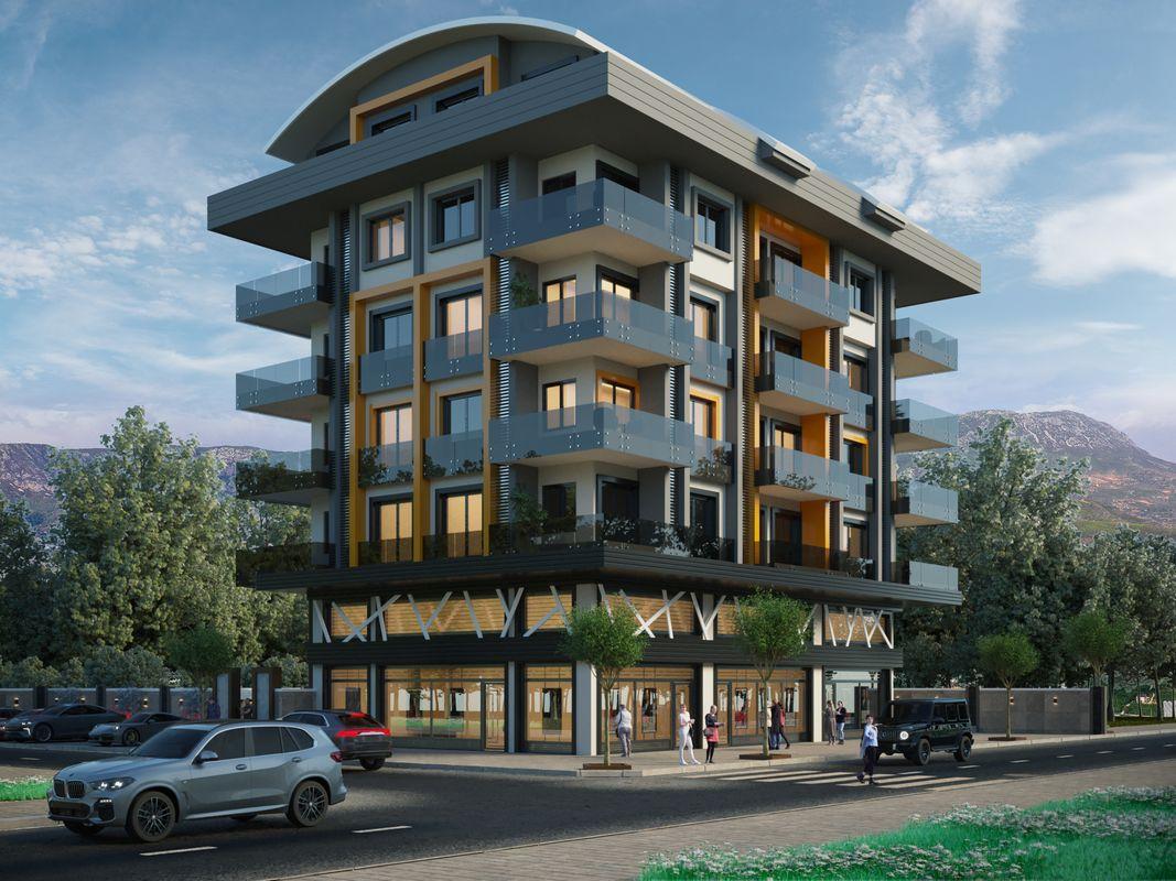 Квартиры в Каргыджаке (01232)