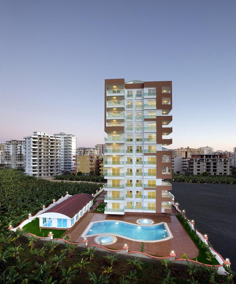 Новые апартаменты с ремонтом. Скидка 5% (00350)