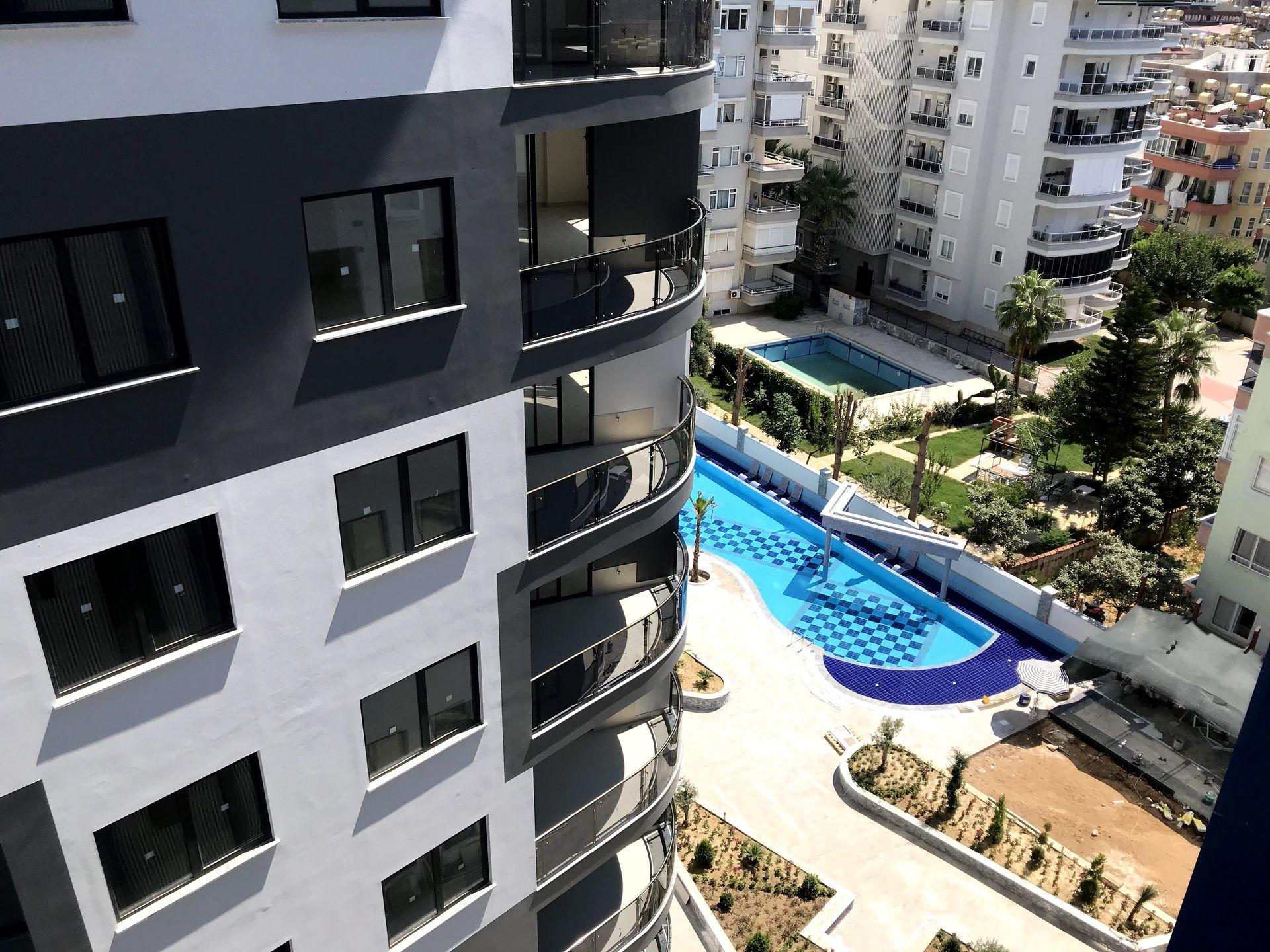 Квартиры с видом на пляж Клеопатры (003376)