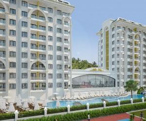 Новый жилой комплекс в районе Авсаллар с 0% рассрочкой (004398)