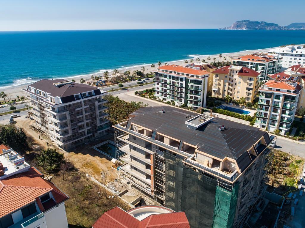 Прибрежный жилой комплекс в районе Кестель (002420)